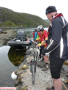 Getting remote, day 4 - the transfer from Harris to Lewis.