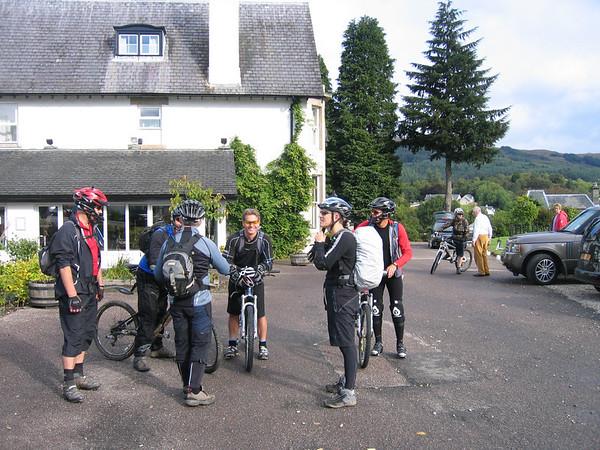 Mountain Biking - NW Passage