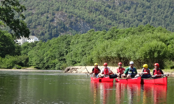 River Spey Descent July 2014 RT
