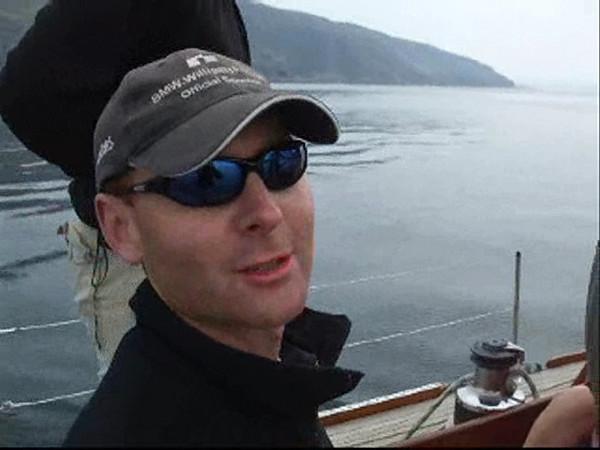Sailing film clip - Sealgair