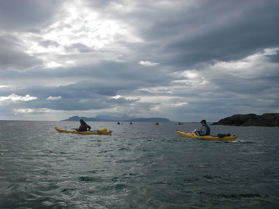 Sound of Arisaig, July 2009