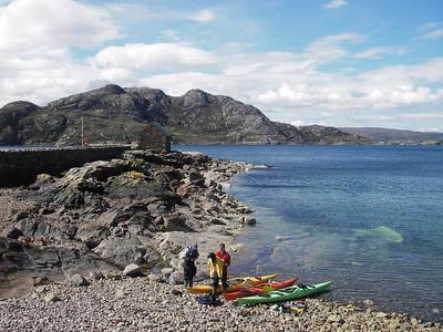Day 3.  Loch Diabeg.