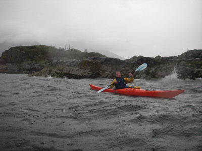 Day 5.  Putting it all together on Loch Kishorn one the way home.