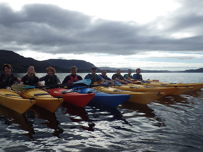 Sea Kayaking Intro