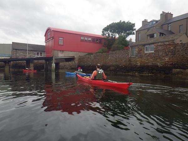 Sea Kayak Orkney, 29 Jun- 4 Jul, MC