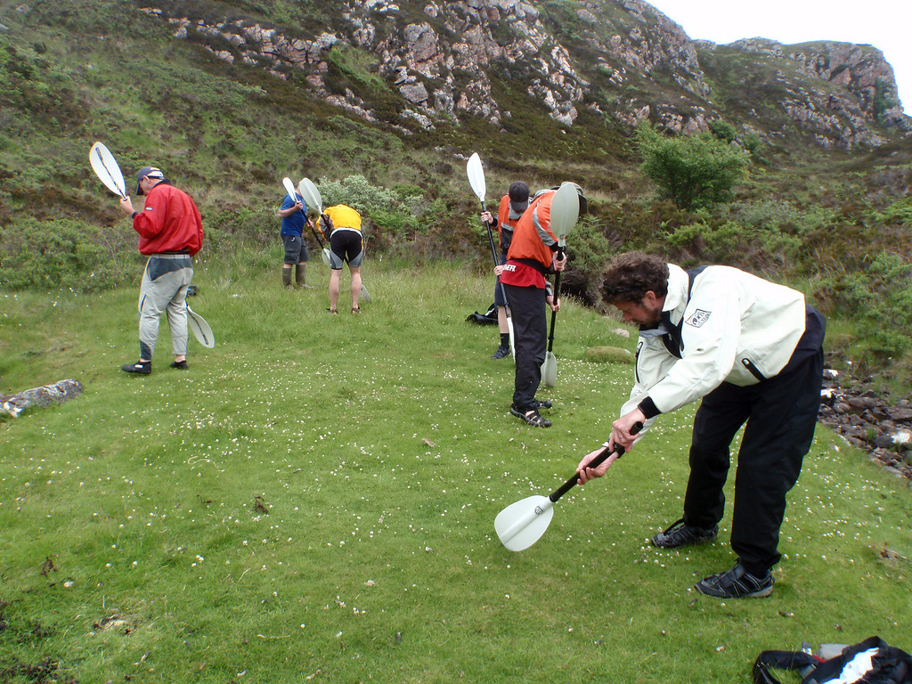 A new event for the Rona highland games