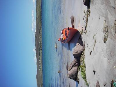 Scottish sun and sea!