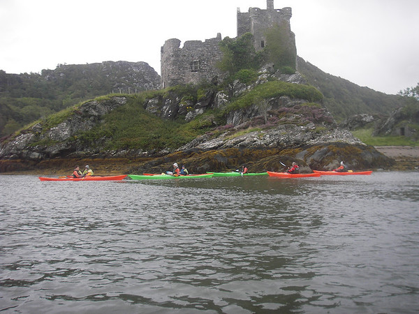 CL/MMc Scottish West Coast Sea Kayak Trail Aug 2011