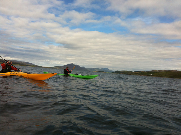 MC/MO Skye Raasay and Rona, Aug 2012