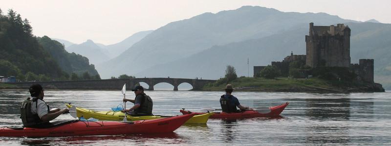 West Coast Explorer Kayaking