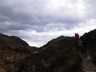 Heading into the wilds of Moidart