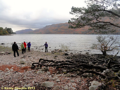 The bonny banks of Loch Maree