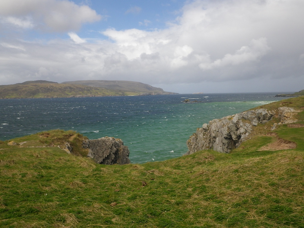 Views to Cape Wrath