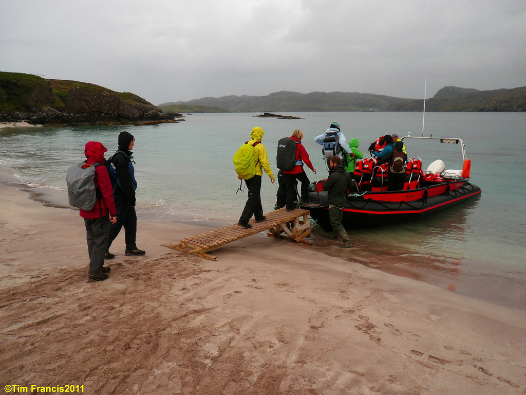 The Handa Ferry.