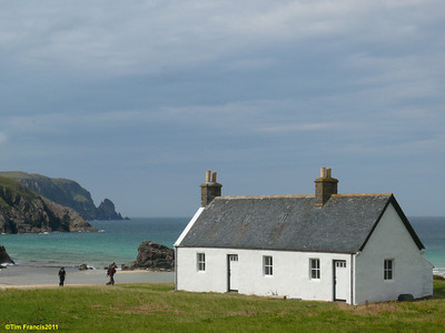Kervaig Bothy, Cape Wrath.