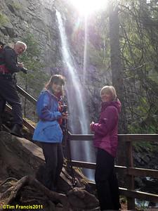 Plodda Falls, hidden Affric.