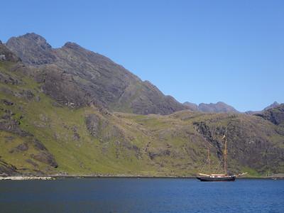 Loch na Cuilce, Skye