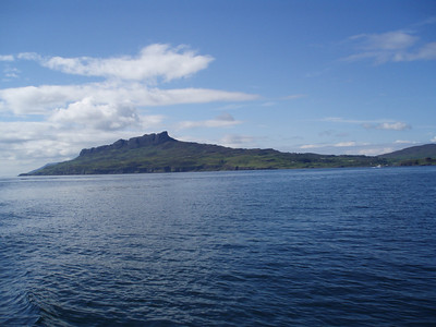 The Isle of Eigg.