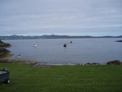 Doune Bay.