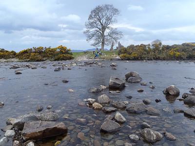 River crossing Inverguseran