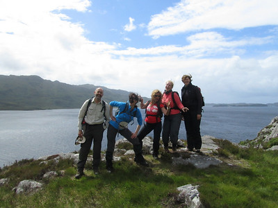 say cheese Loch Morar