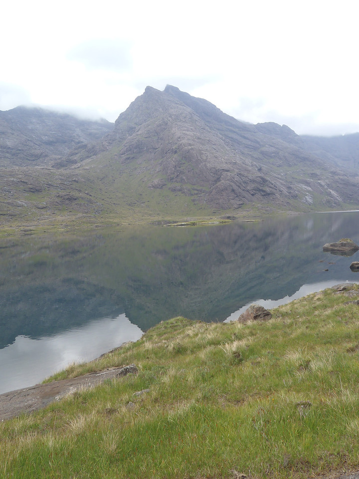 Scenery doesn't get much better than this Loch Coruisk