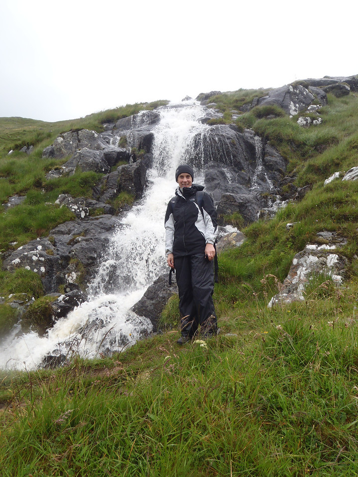 We love the rain it makes for stunning waterfalls Michelle