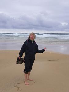 Surf's up Anne!
