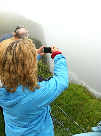 The view of Kilt Rock!
