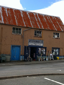 A shopping trip to Tarbert, everything you could ever need