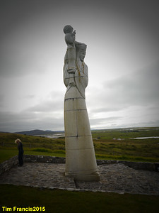 Our Lady of the Isles, South Uist.