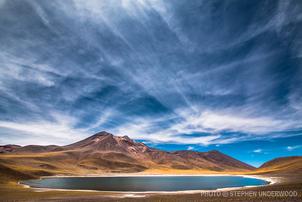 Altiplano lake