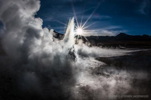 El Tatio geysers