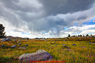 Virga Continental Divide Trail