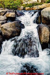 Darwin Bench Falls
