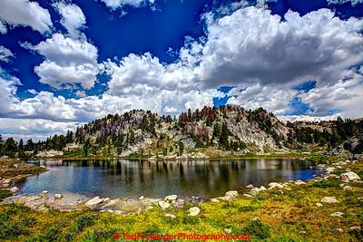 Summit Lake CDT