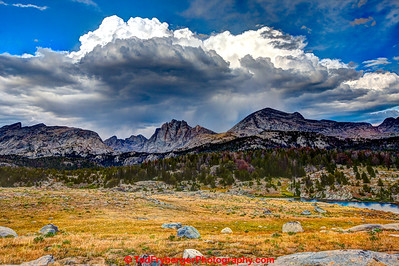 Wind River Thunderstorm