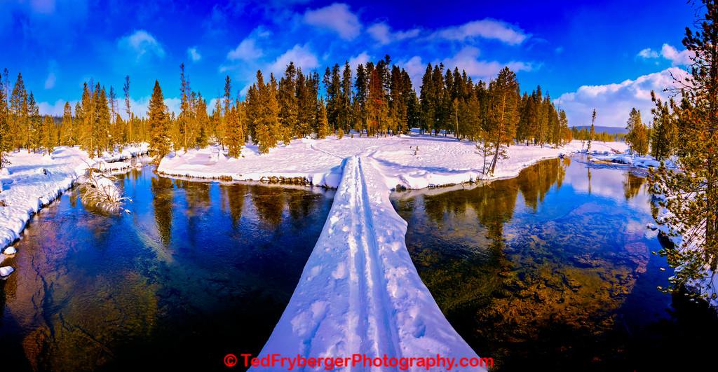 First Tracks CDT Yellowstone