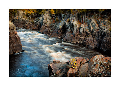 St. Louis River, Jay Cooke State Park, MN