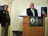 Chapter chair Steve Montgomery introduced Bakersfield mayor Harvey L. Hall