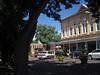 Santa Fe scene--near central plaza