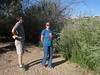 A morning walk in the Rio Grande Bosque with Steve Capra and Lee Lambert