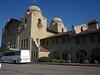 San Bernardino Amtrak station - exterior