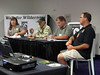 A panel with Dana, Ralph, Bob Wick and Nate Caswell, FWS