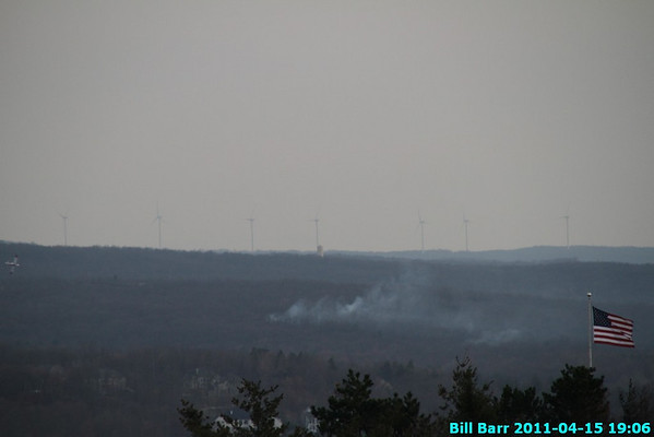 839 Drops On Fire East of AVP 4/15/11