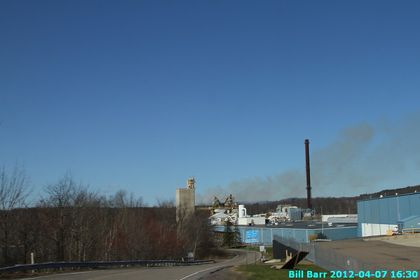 Crystal Lake Fire 4/7/12
