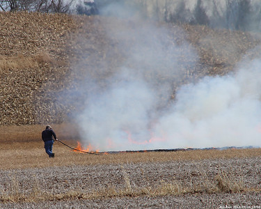 Valley Regional Field Fire St John's 3/24/14