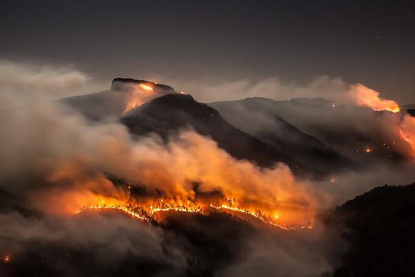 Table Rock Fire 2013