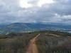 Looking over at the Yucaipa Ridge