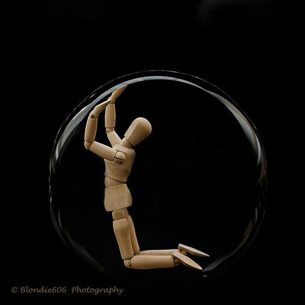 In my own little bubble
